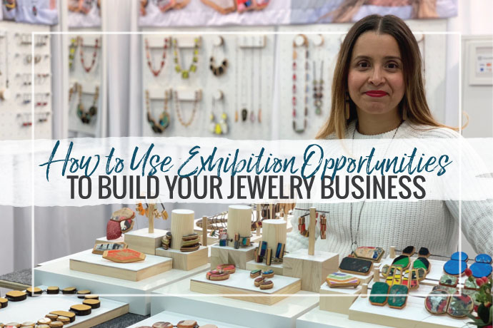 Curator Bella Neyman gave some great tips on showing your collection in jewelry exhibitions and some new ideas on where to look for one.