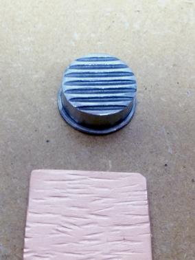 texturing hammer; pattern 9