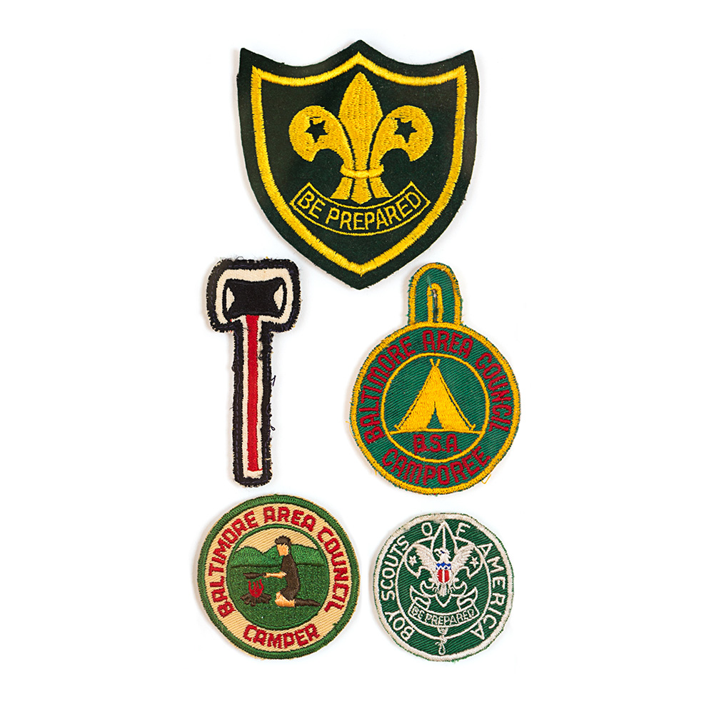 Patches & Badges