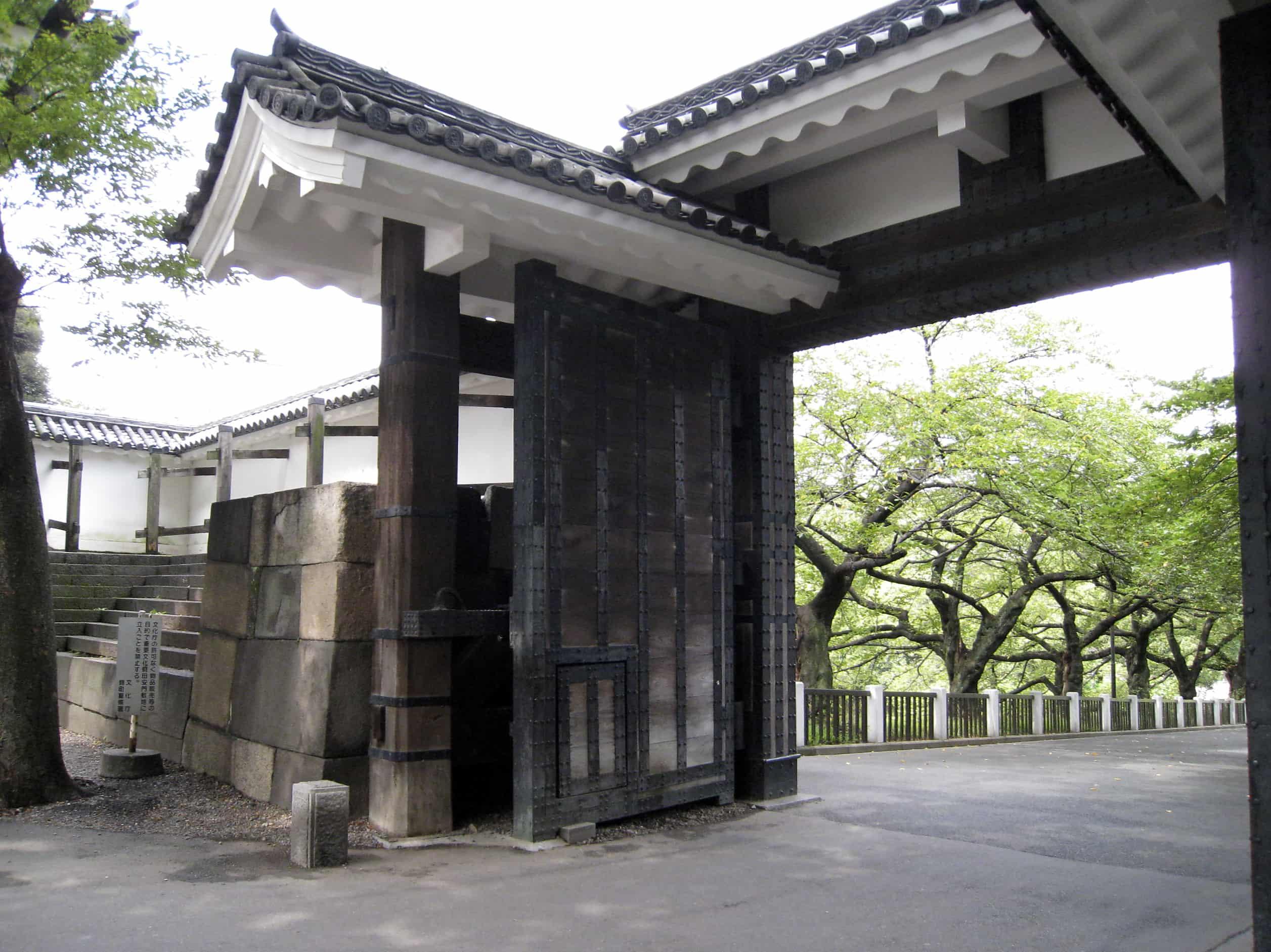 nakamise japan tokyo