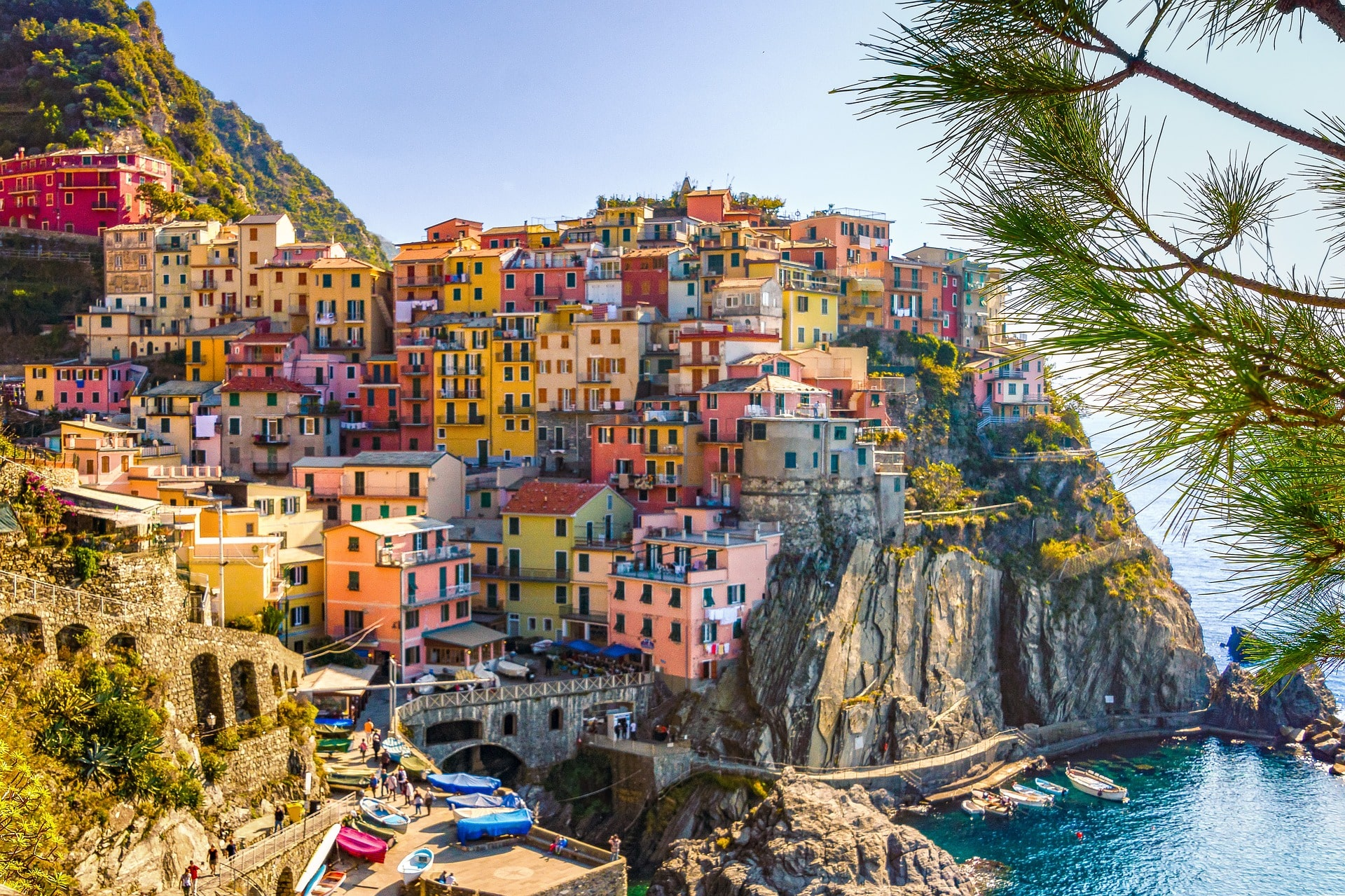 A common Italy FAQ is about the best time to visit—Italy is wonderful to visit all year round