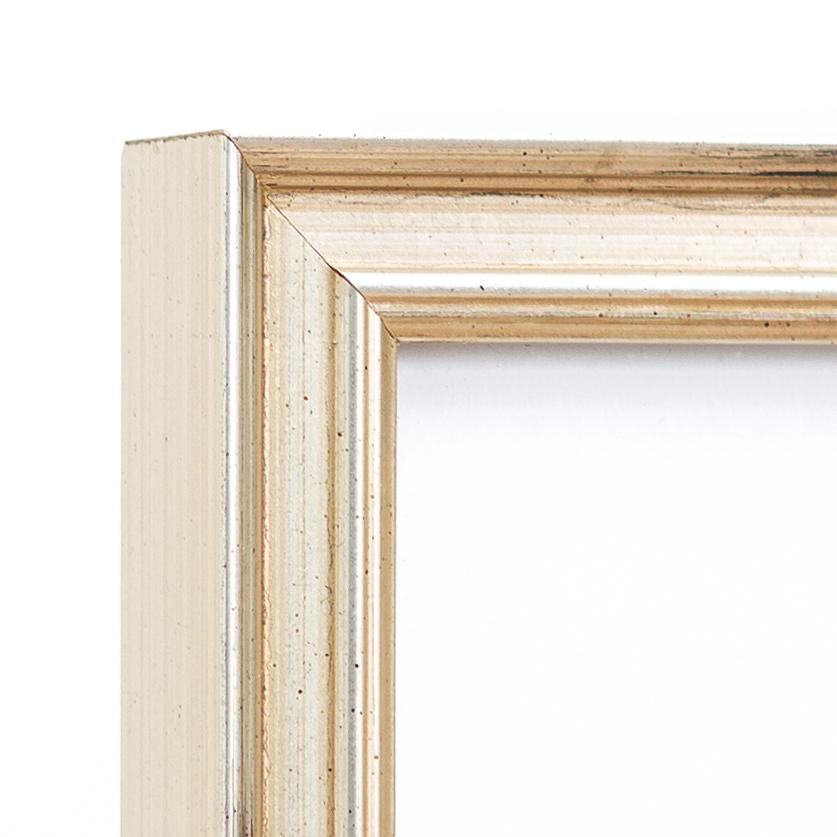 Newport Frame –16x20 Silver Frame