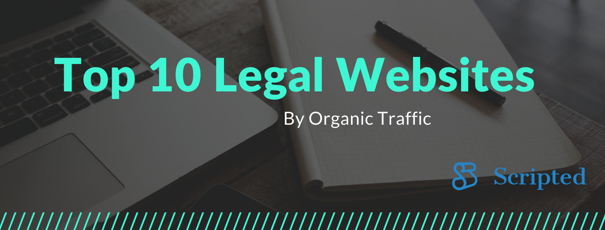 Top 10 Legal Websites by Traffic