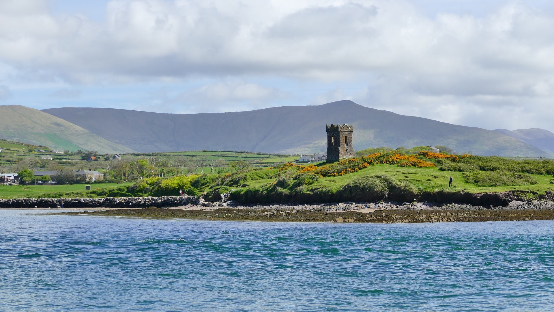 The Dingle Peninsula is one of the most beautiful places to visit in Ireland