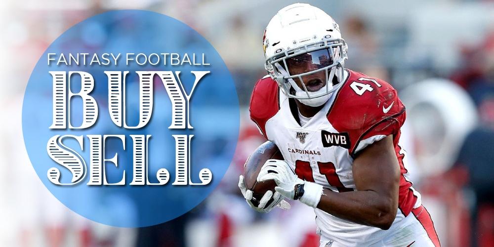 Fantasy Football Buy Low Sell High Week 3
