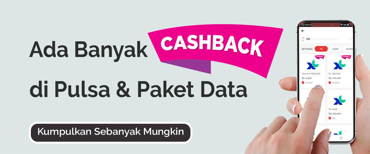 Ajak Merchant Ikutan Program Cashback!