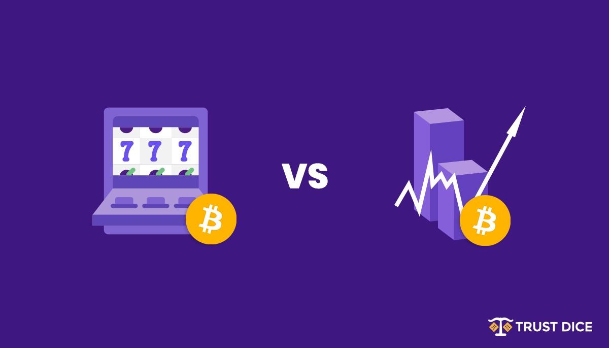 비트코인 차익거래 vs 비트코인 갬블링