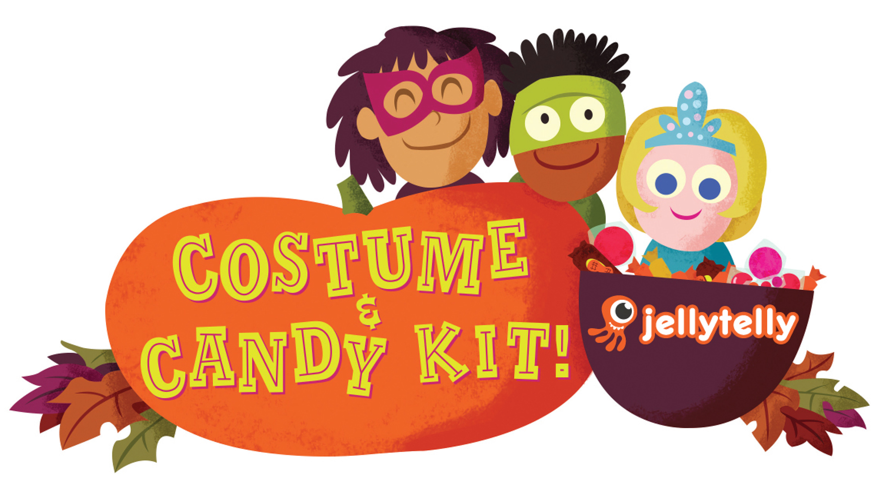 Costume and Candy Kit
