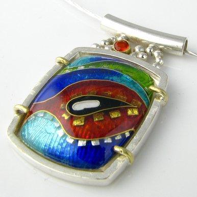 Enamel Jewelry by Wear Ever Custom Jewelry