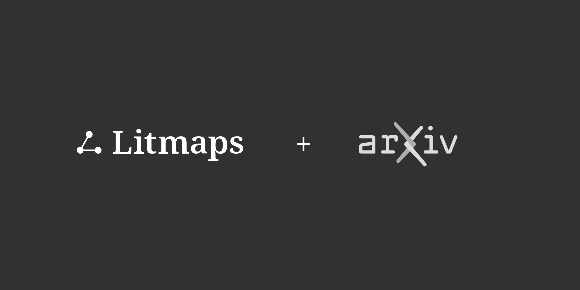 Litmaps + arXiv