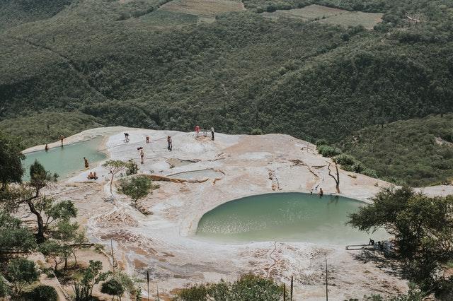 national park used for a scavenger hunt