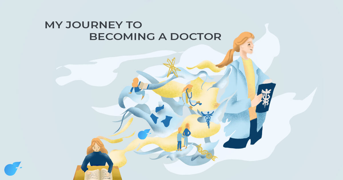My journey to becoming a doctor