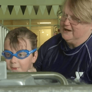 VIDEO: Teaching Ocean Safety in the Pool