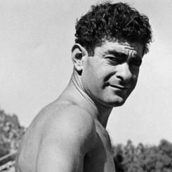 Olympic swimmer Alfred Nakache