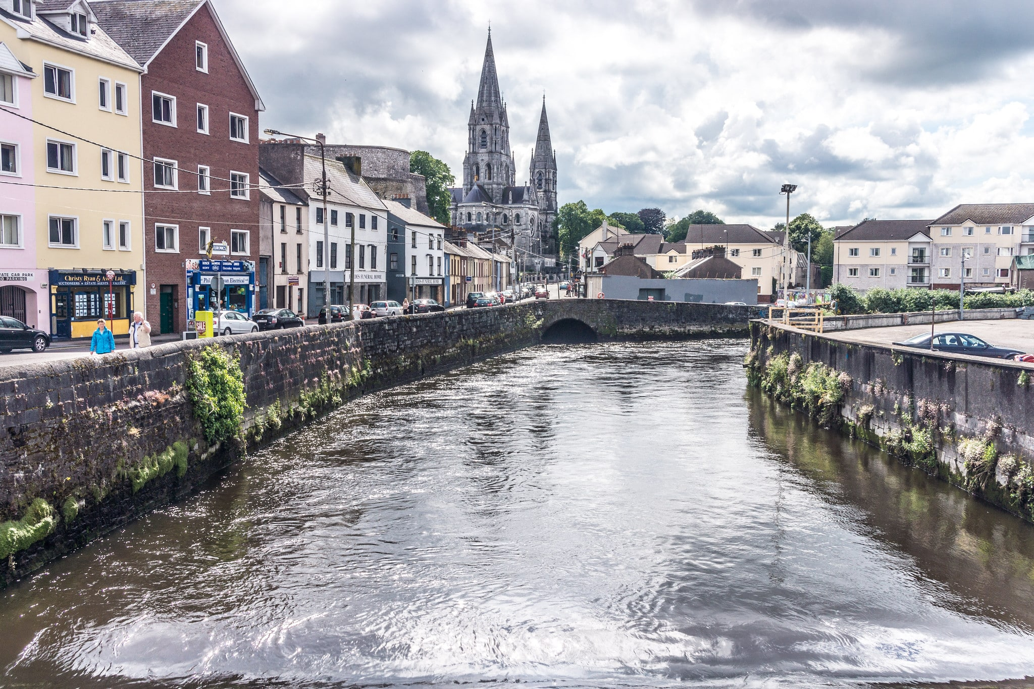 Strolling through Cork City is a great thing to do in Cork Ireland