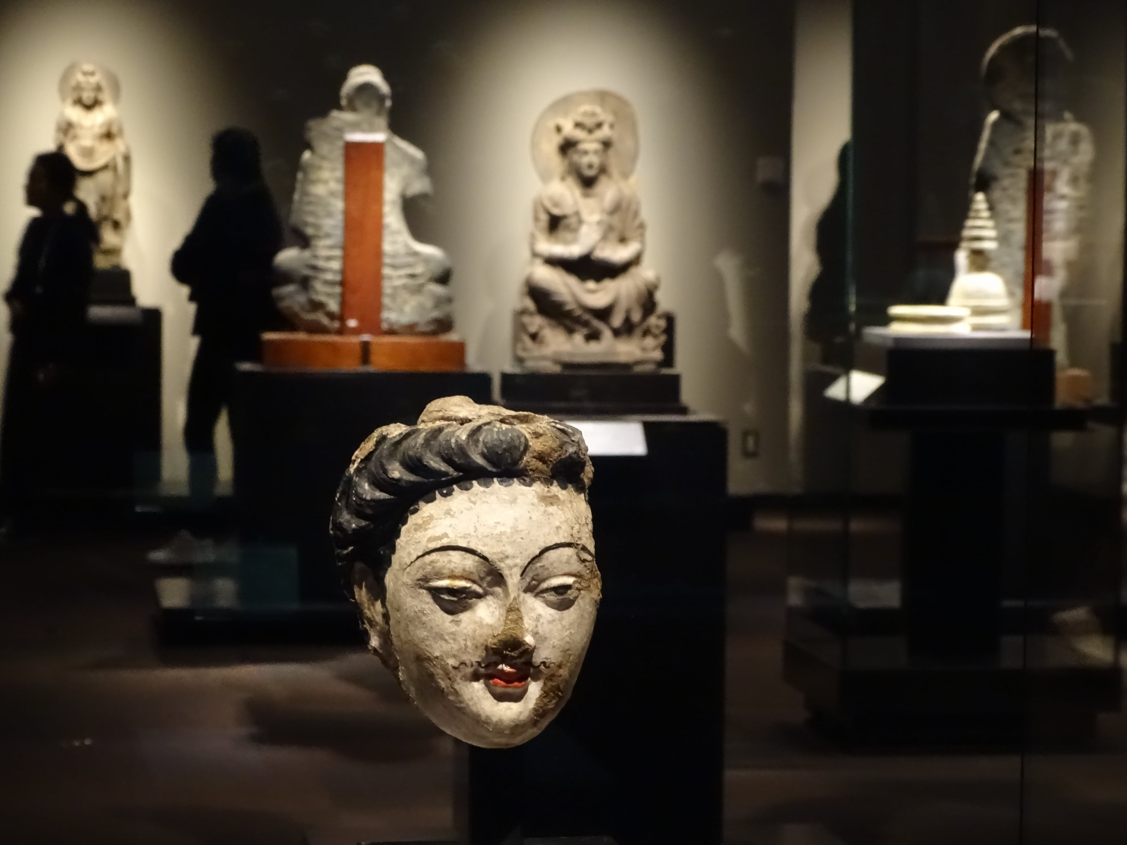 Checking out the Tokyo National Museum is one of the top 10 things to do in Tokyo
