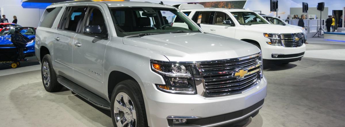 Chevrolet Suburban: la más grande de Chevy con todos los lujos