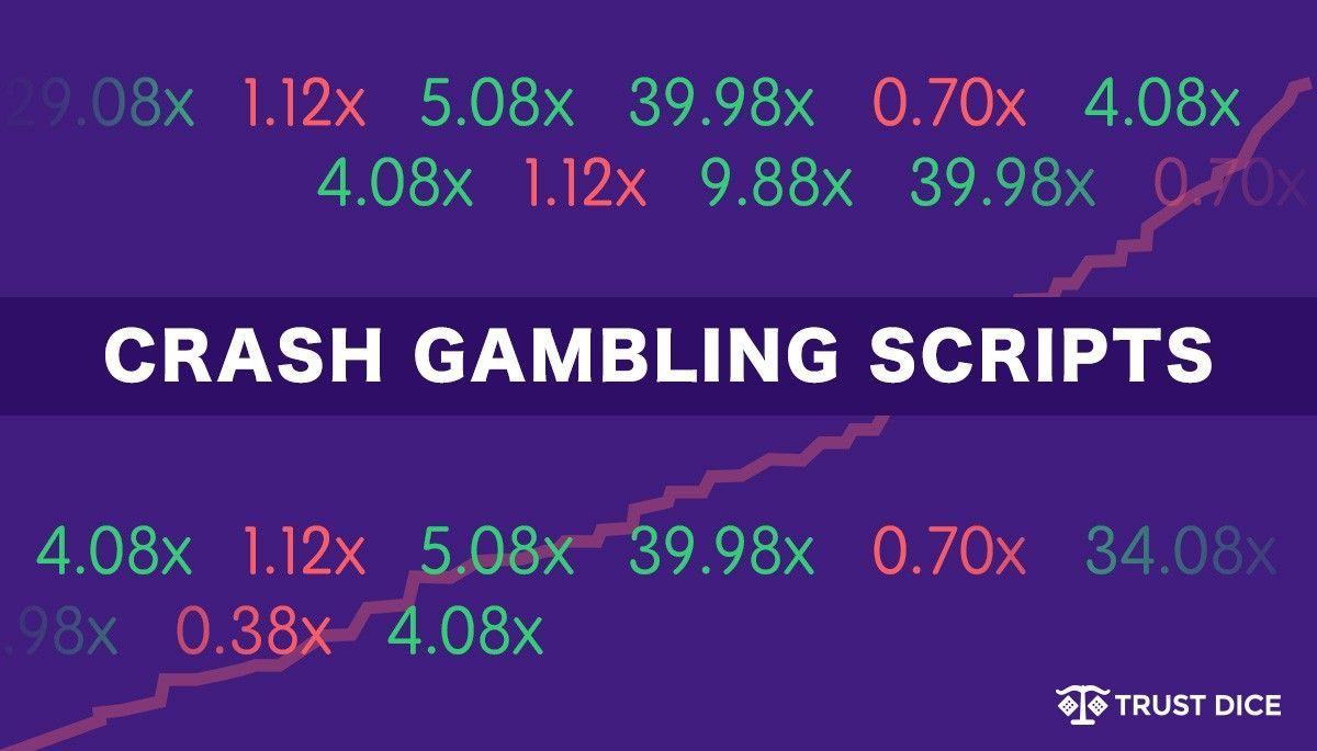 Crash gambling site