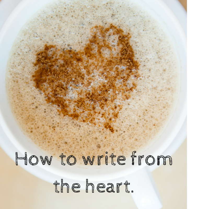 Are Your Business Blogs Running a Little Dry? How to Write From the Heart