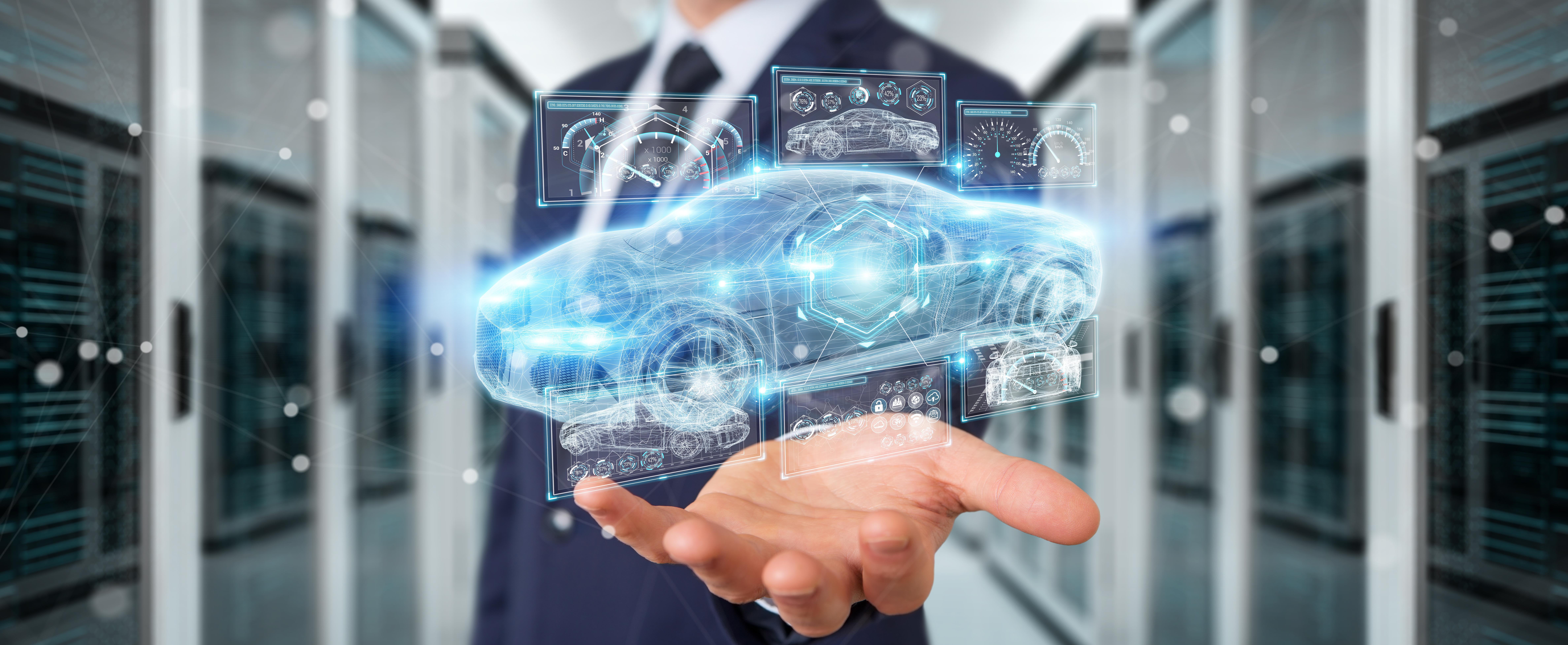 IOTA AND VW TO BUILD AUTONOMOUS SYSTEM CARS 2
