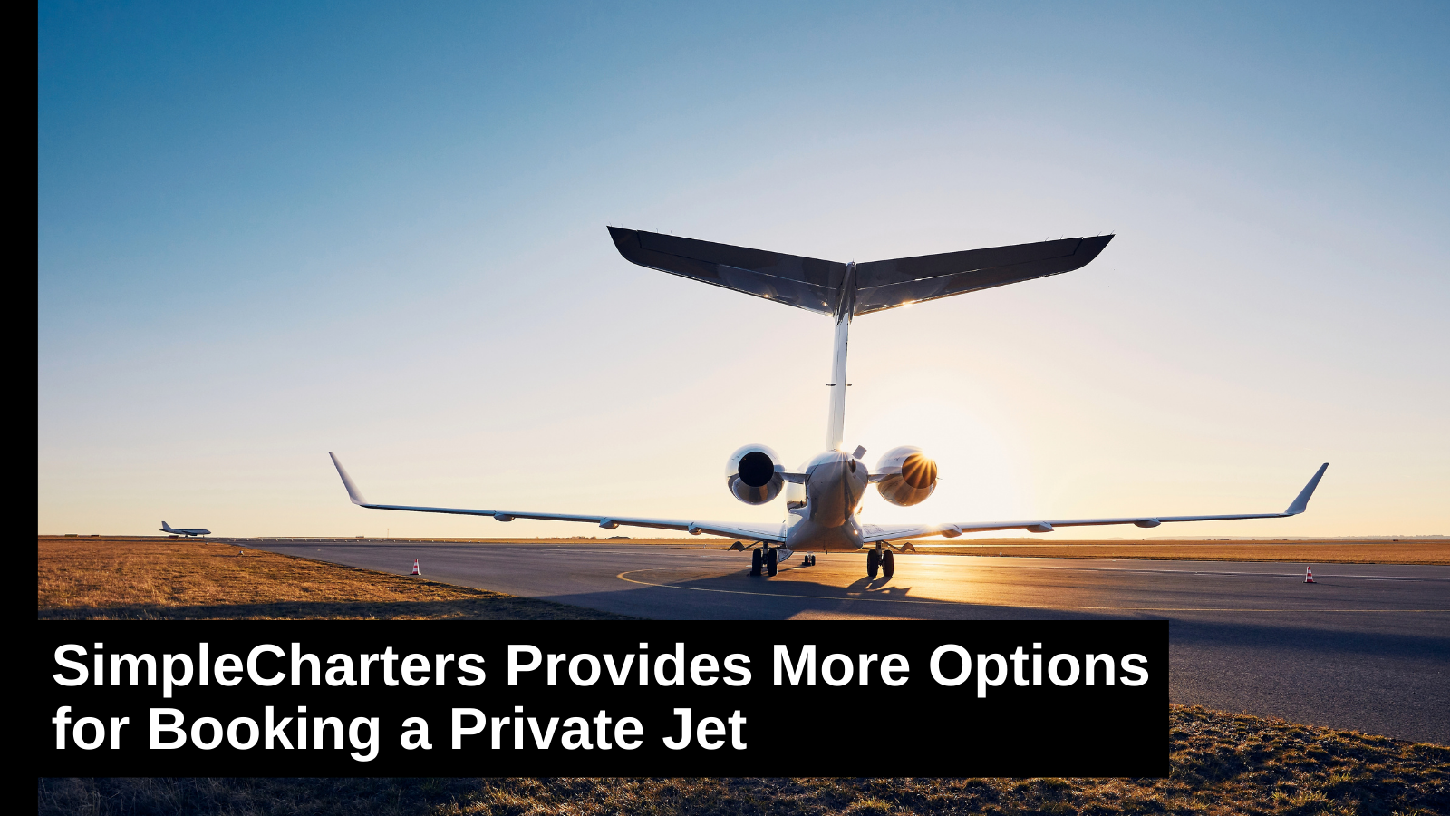 Options for Booking a Private Jet