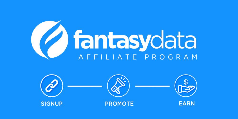 FantasyData Affiliate Program
