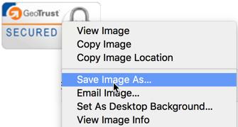 save image as