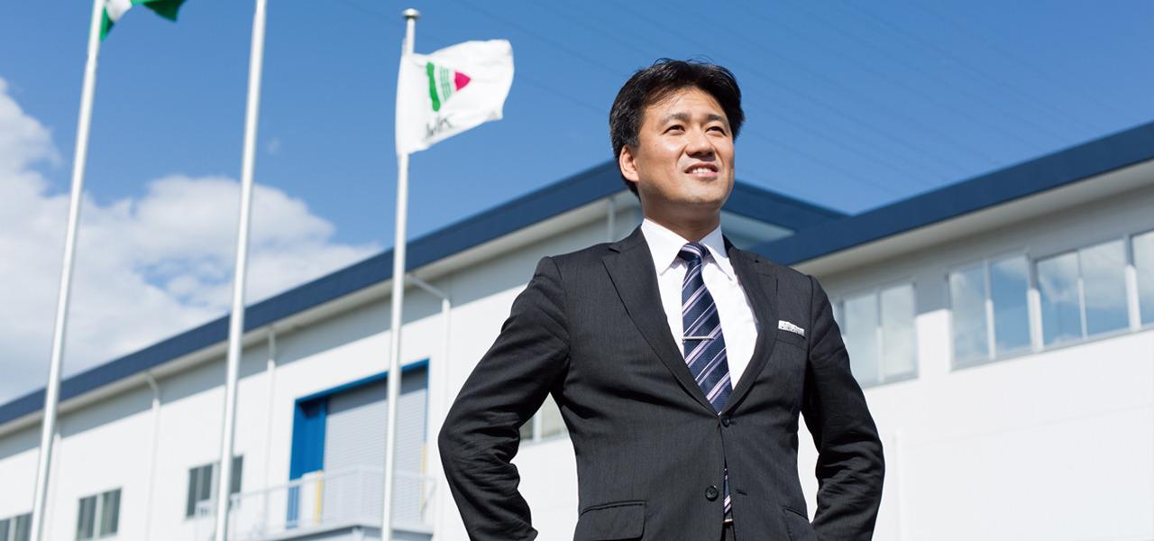 エムケー精工株式会社 丸山将一 「モノづくり+サービス」で かつてない顧客価値を創造