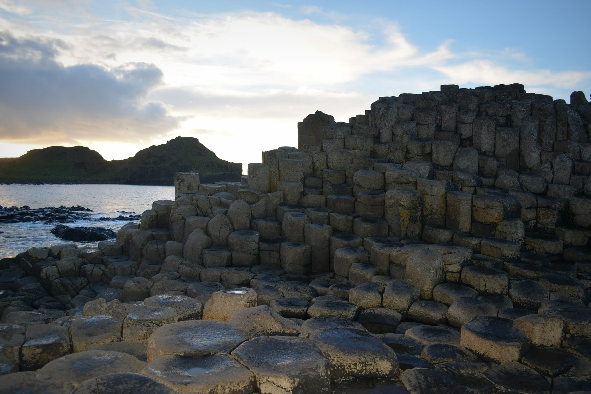Exploring Giant's Causeway is an awesome thing to do in Belfast Ireland