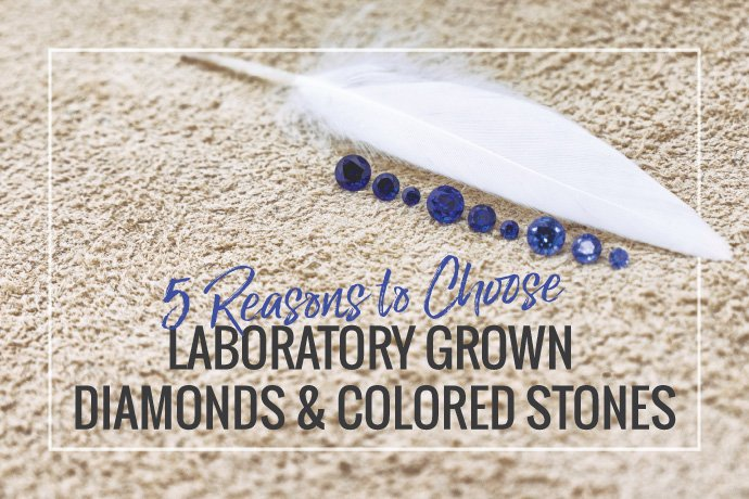 Laboratory-grown diamonds are a great alternative to naturally mined stones. In this article, we discuss what these stones are and why they're great for jewelry.