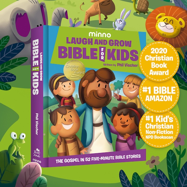 Laugh and Grow Bible Bestseller Graph...