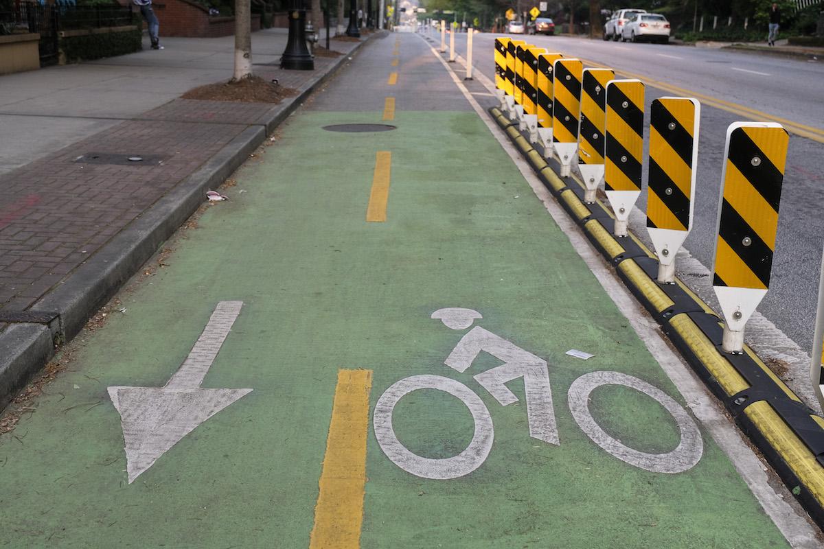 Atlanta bike path