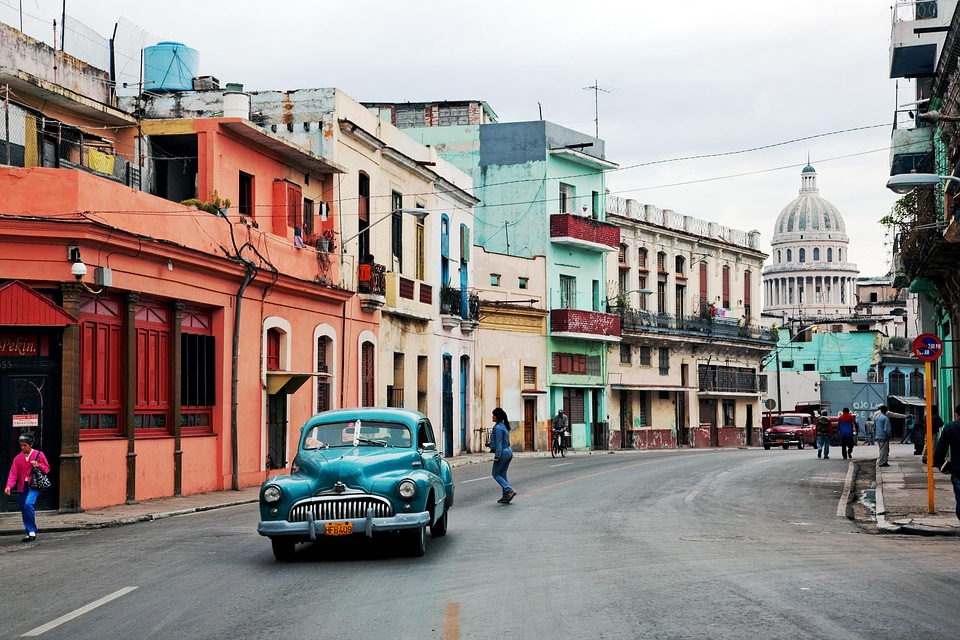 Cuba car 7 ways to travel like a local in Cuba