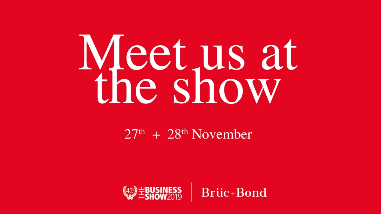Come meet us at the Great British Business Show