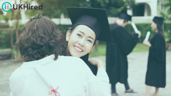 international student graduation