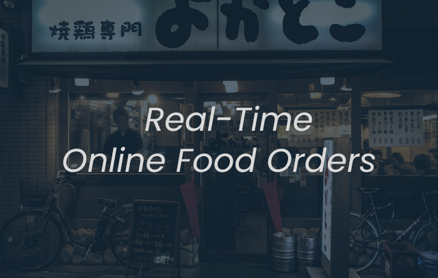 Online-Realtime-Ordering