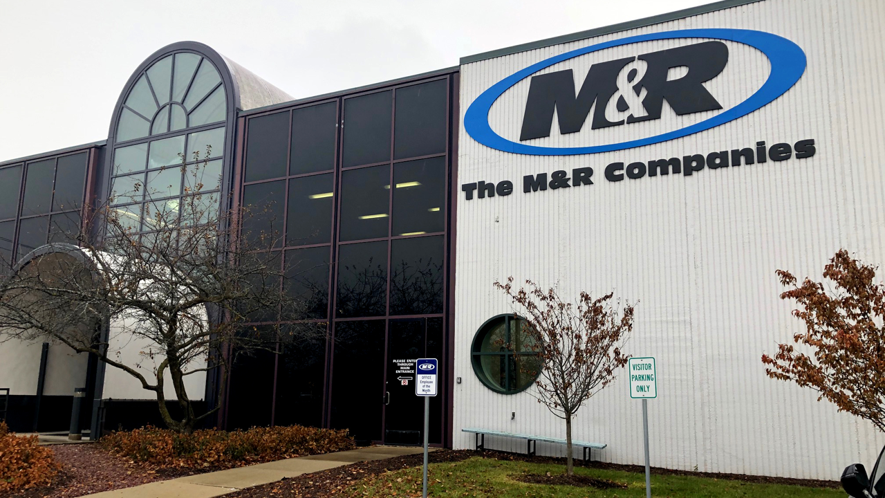 The M&R Companies' headquarters
