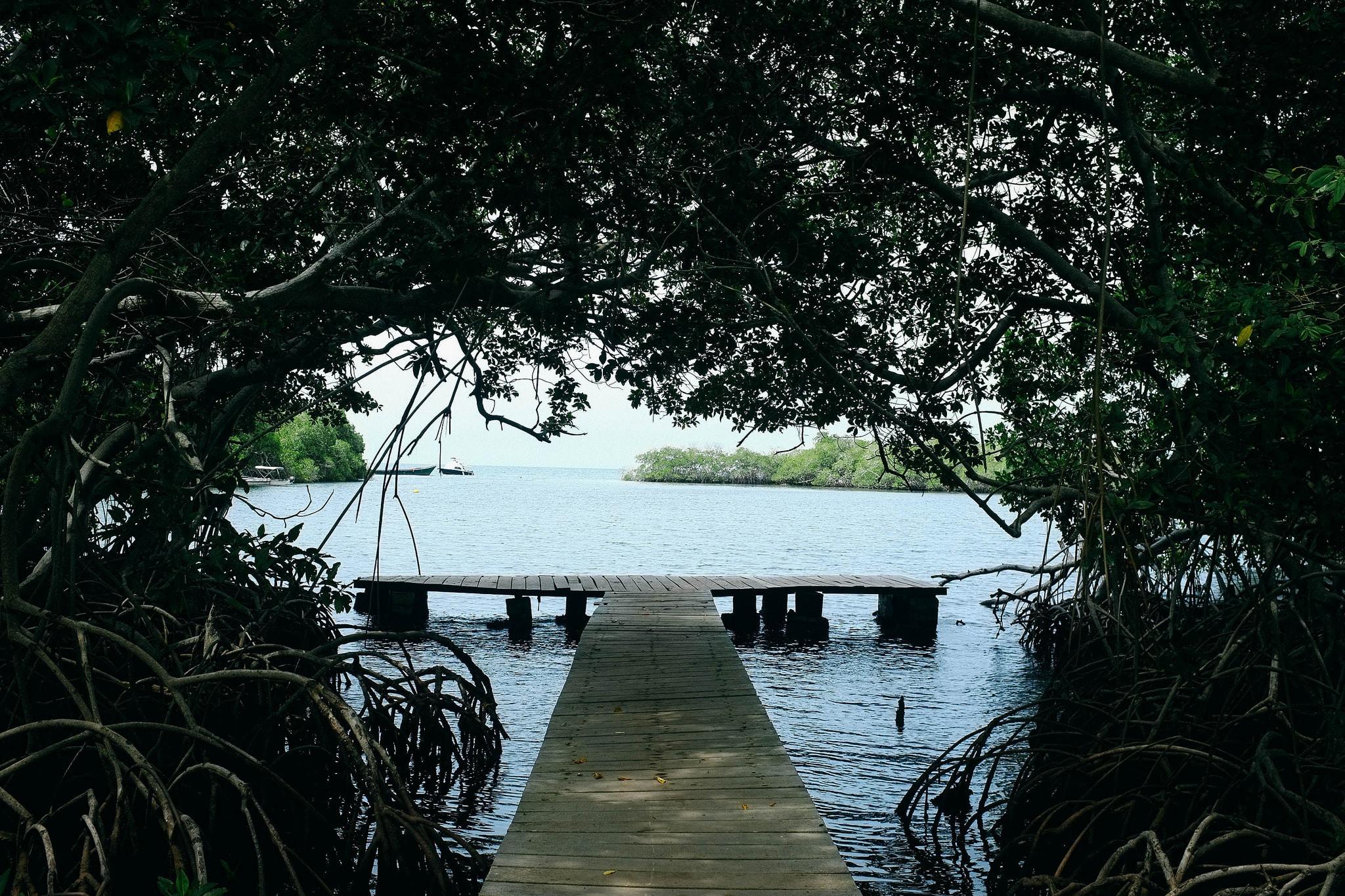 Rosario Islands in your cartagena itinerary Colombia