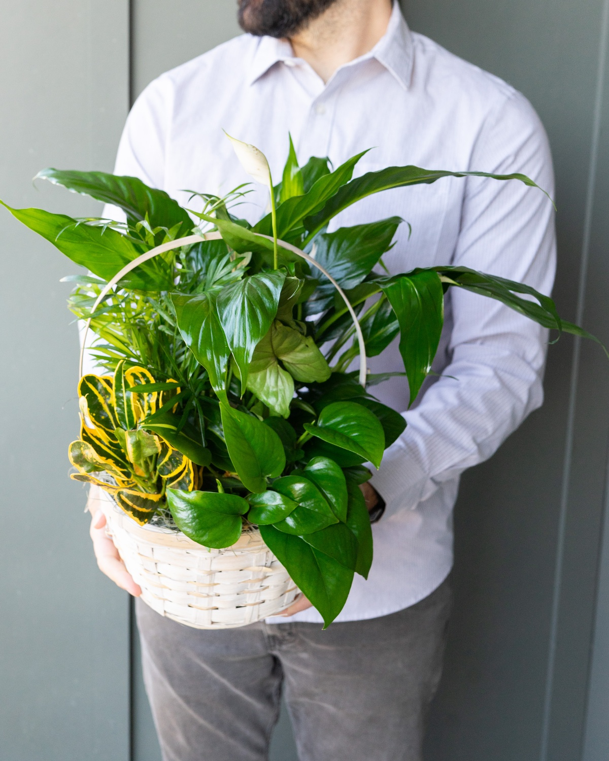 What should I deliver to my boyfriend?