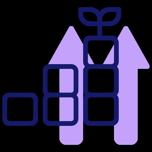 スケーラブル icon