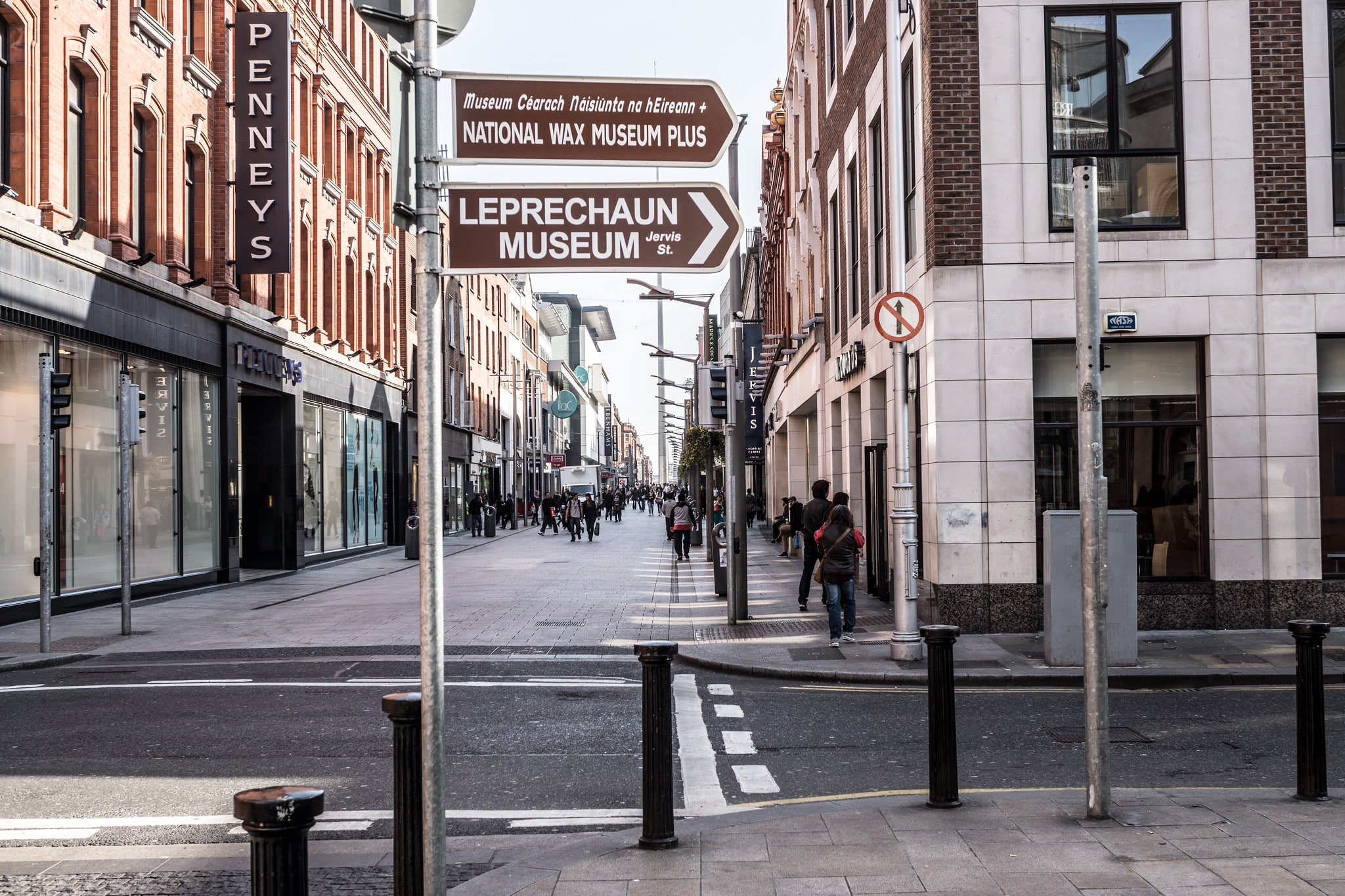 The National Leprechaun Museum in Dublin is off the beaten path in Ireland