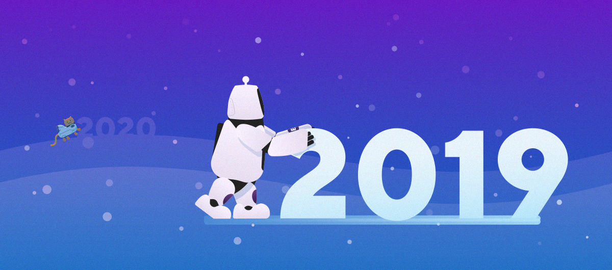 Bye Bye 2019 You Were Awesome Bitrise Blog