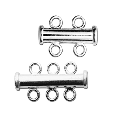 Multi-strand tube clasps