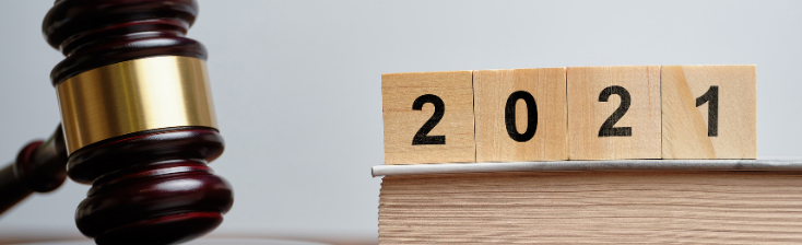 What does 2021 look like for the legal market?
