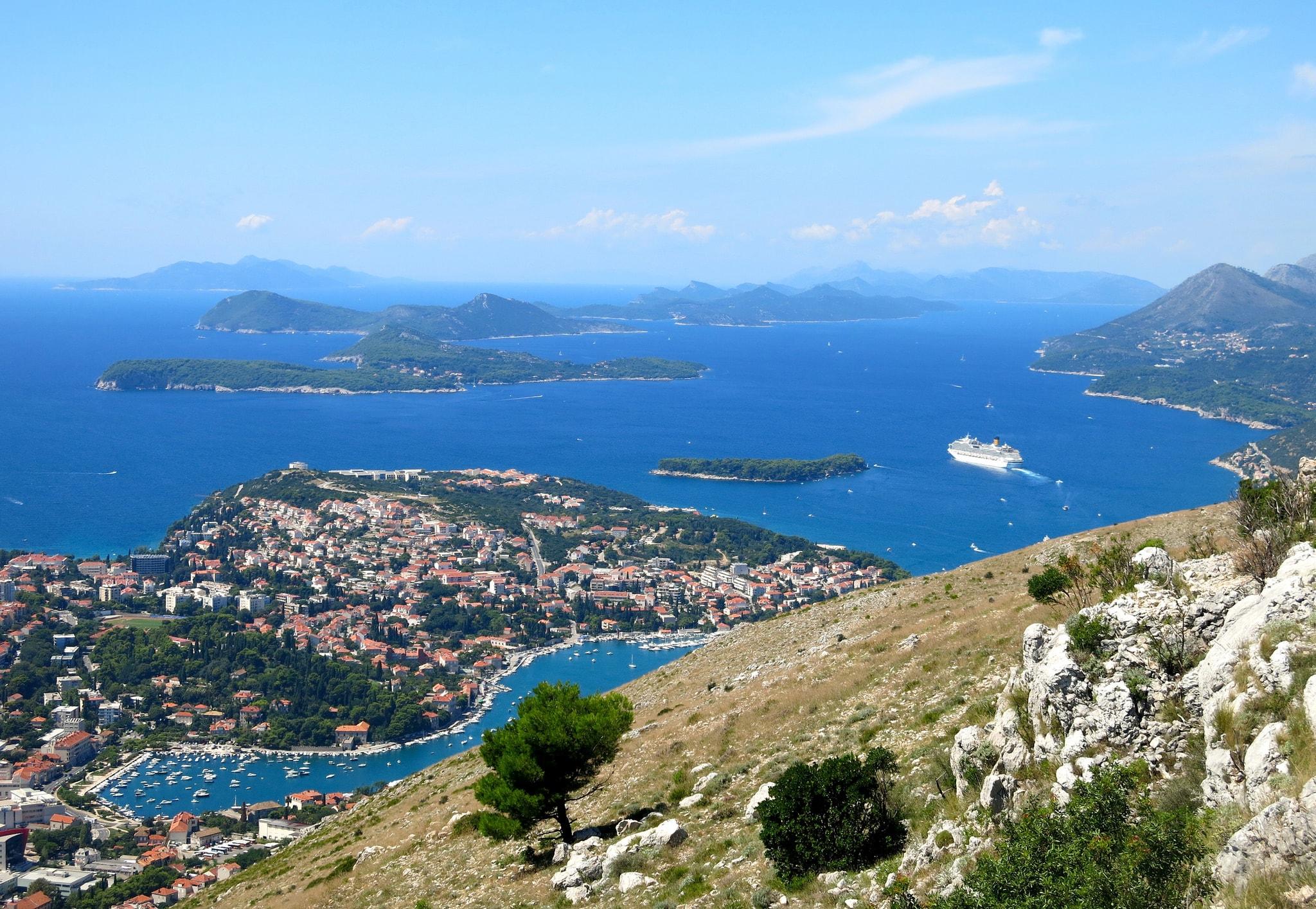 beaches in Dubrovnik visit Croatia