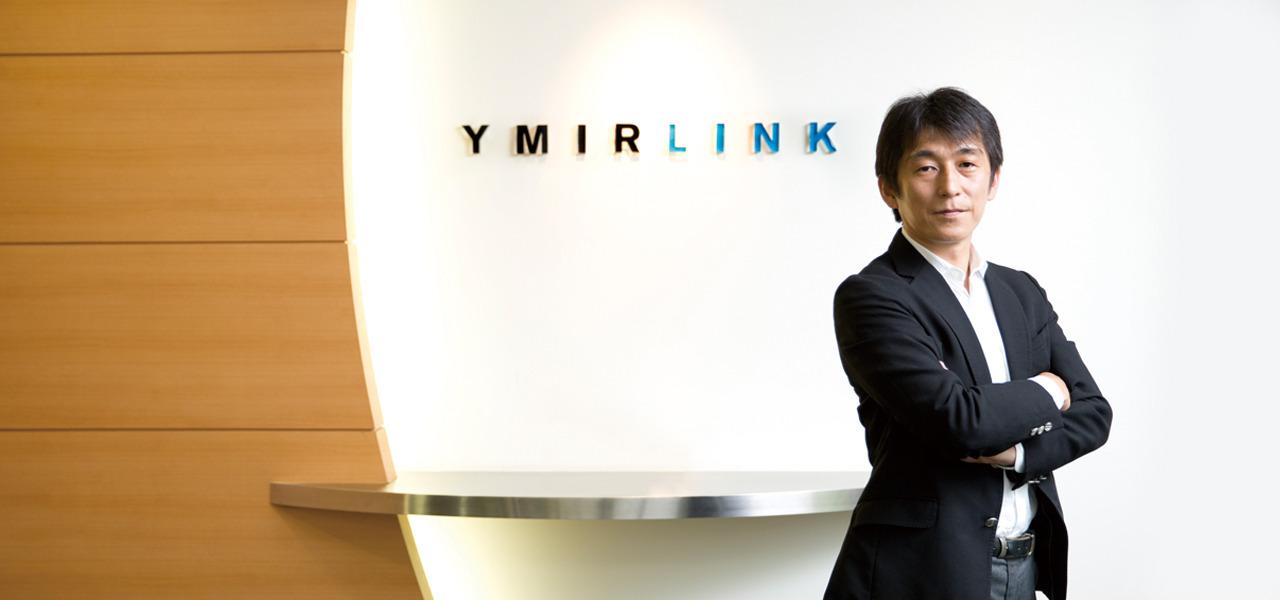ユミルリンク株式会社 清水亘 メールの高速配信技術を武器に国内トップSaaSベンダーを目指す
