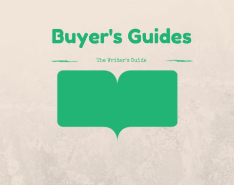 Our Writers' Guide to Writing Buyer's Guides