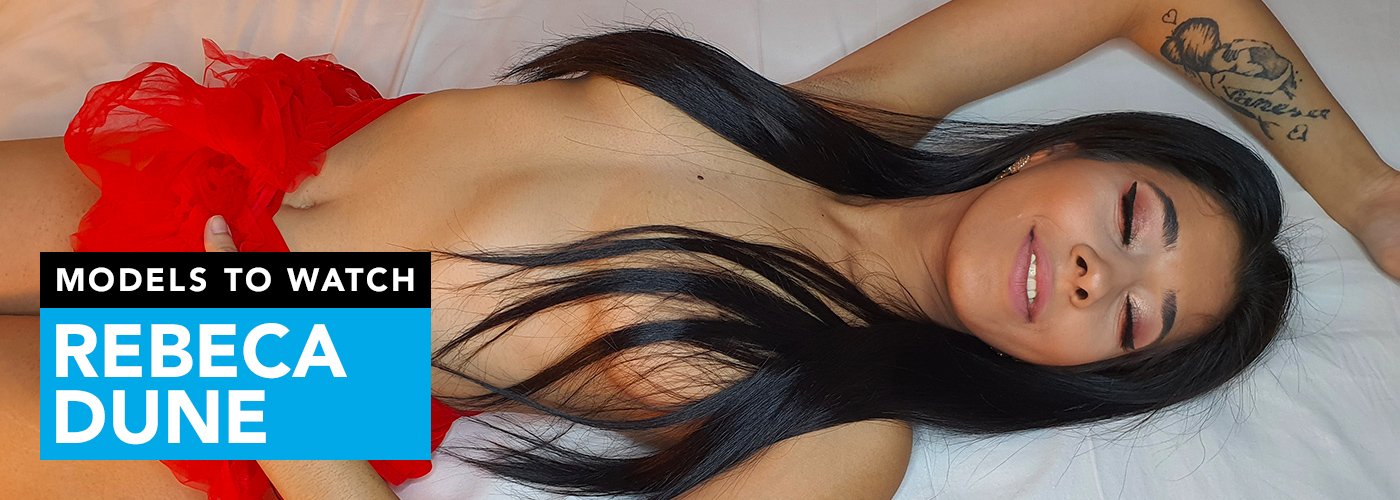 6 Questions to Seduce Camgirl Rebeca Dune
