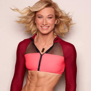 Jessie Graff Learns to Relax … Her Way!