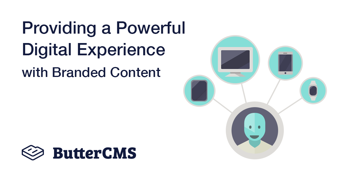 Cover: Digital Experience with Branded Content